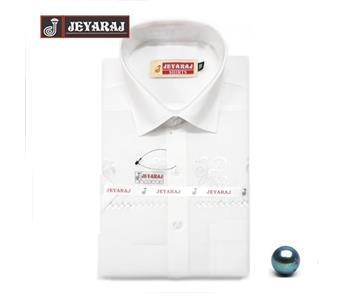Minister Embroidered Shirt