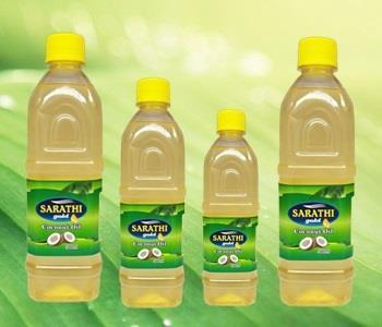 Sarathi Coconut Oil