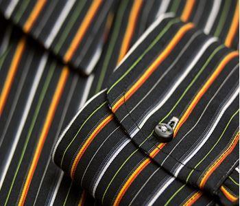 Pinstripe Casual Mens Shirts