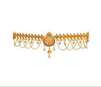 Gold Alloy  Kamarbandh