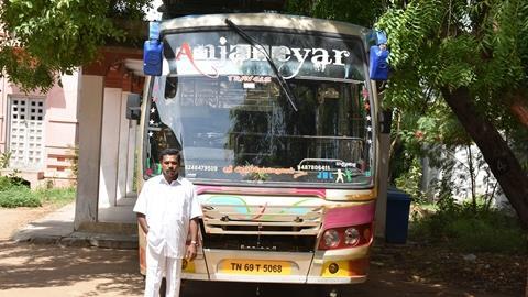 Anjaneyar Travels