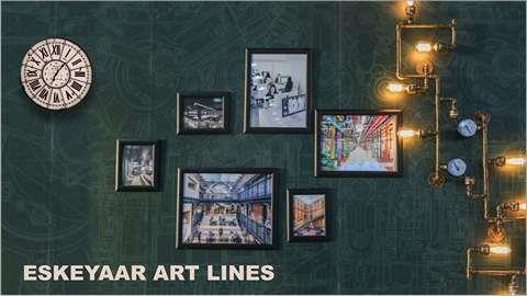 Eskeyaar Art Lines