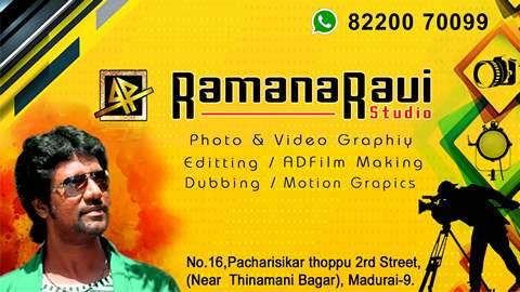 Ramana Ravi Studio