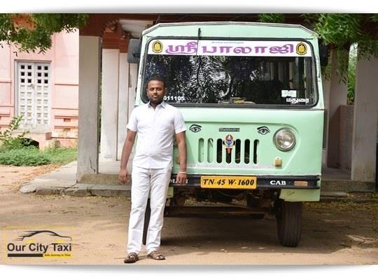 TN 45 W 1600 Mahindra Maxi Cab