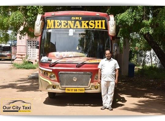 TN 57 BB 7969 TATA 407 Maxi Cab