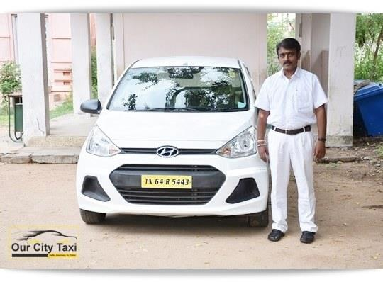 Outstation City Taxi Service