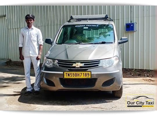 Tours and Travels Service