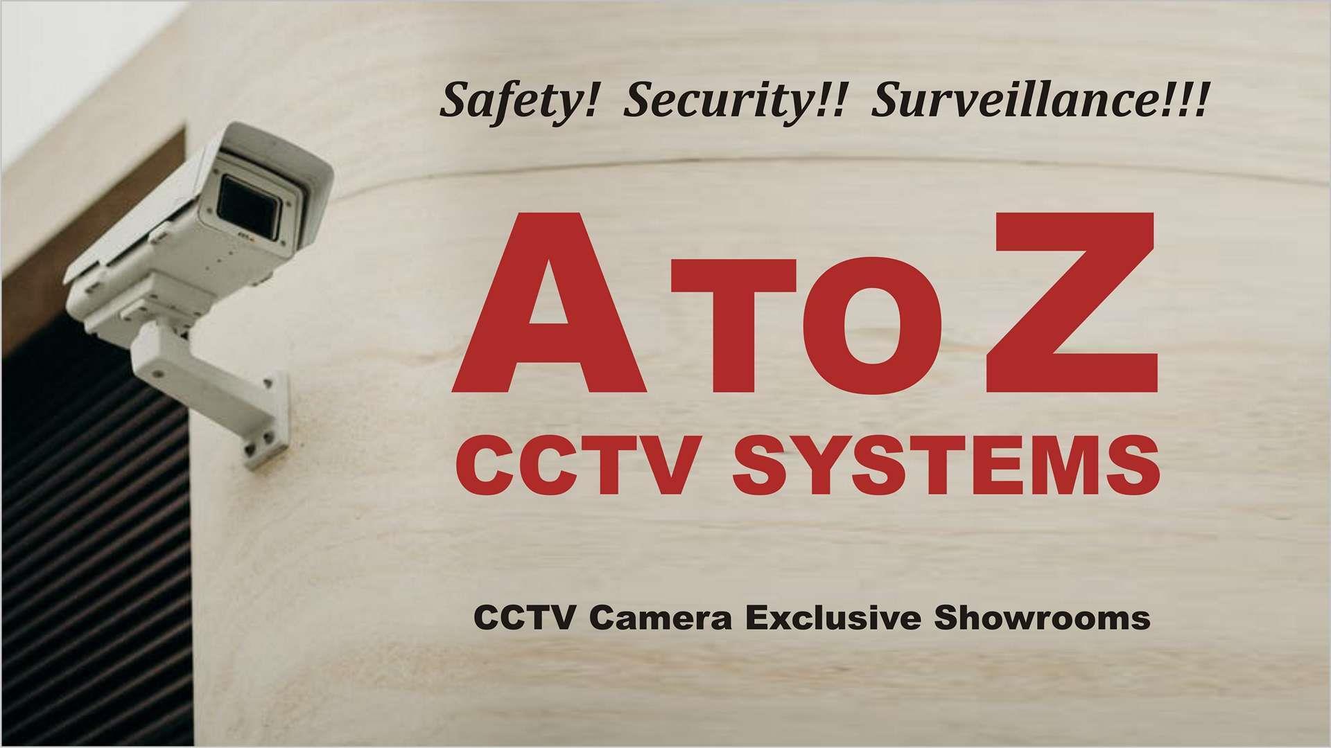 A To Z CCTV Systems