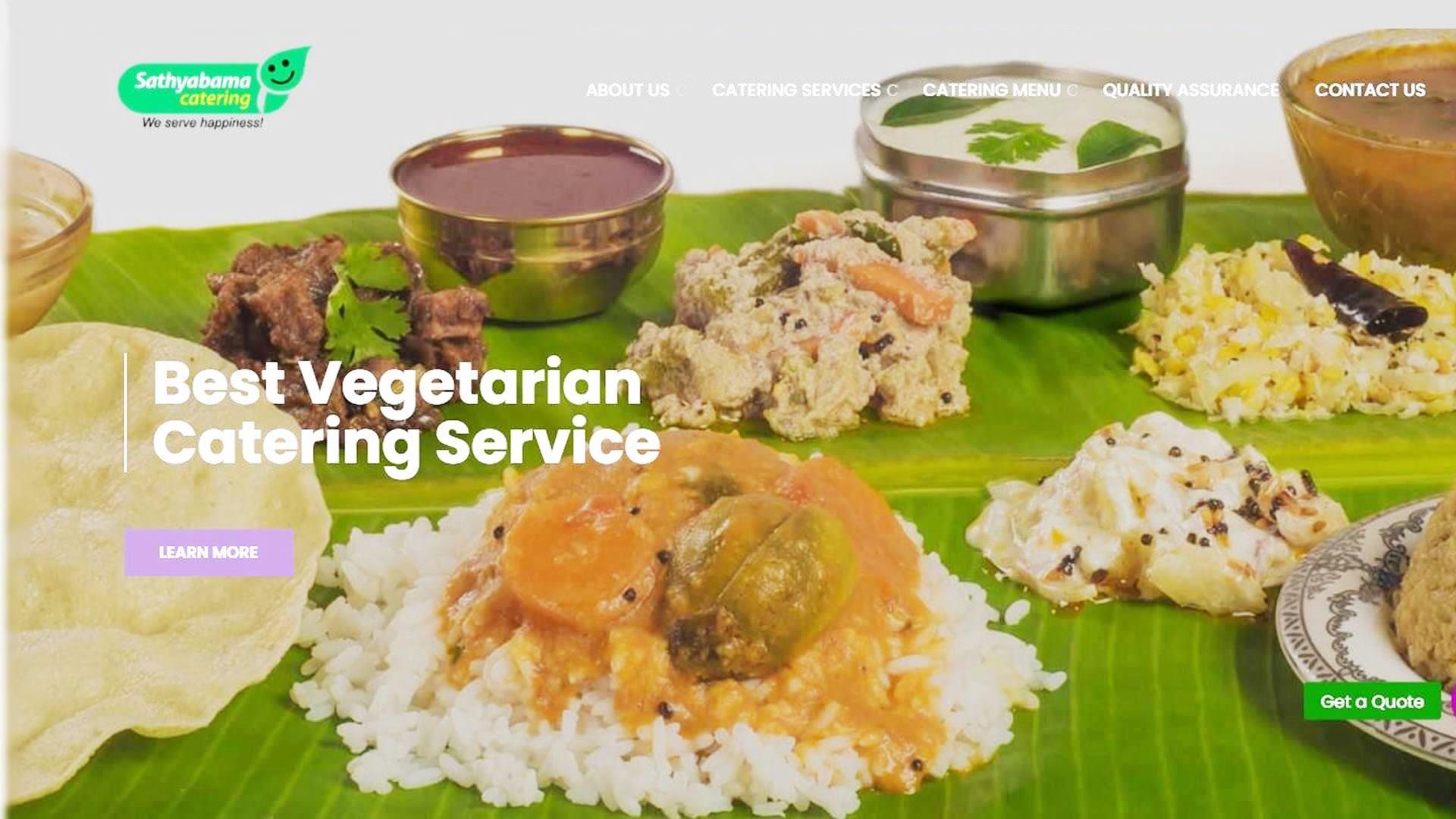 Sathyabama Catering