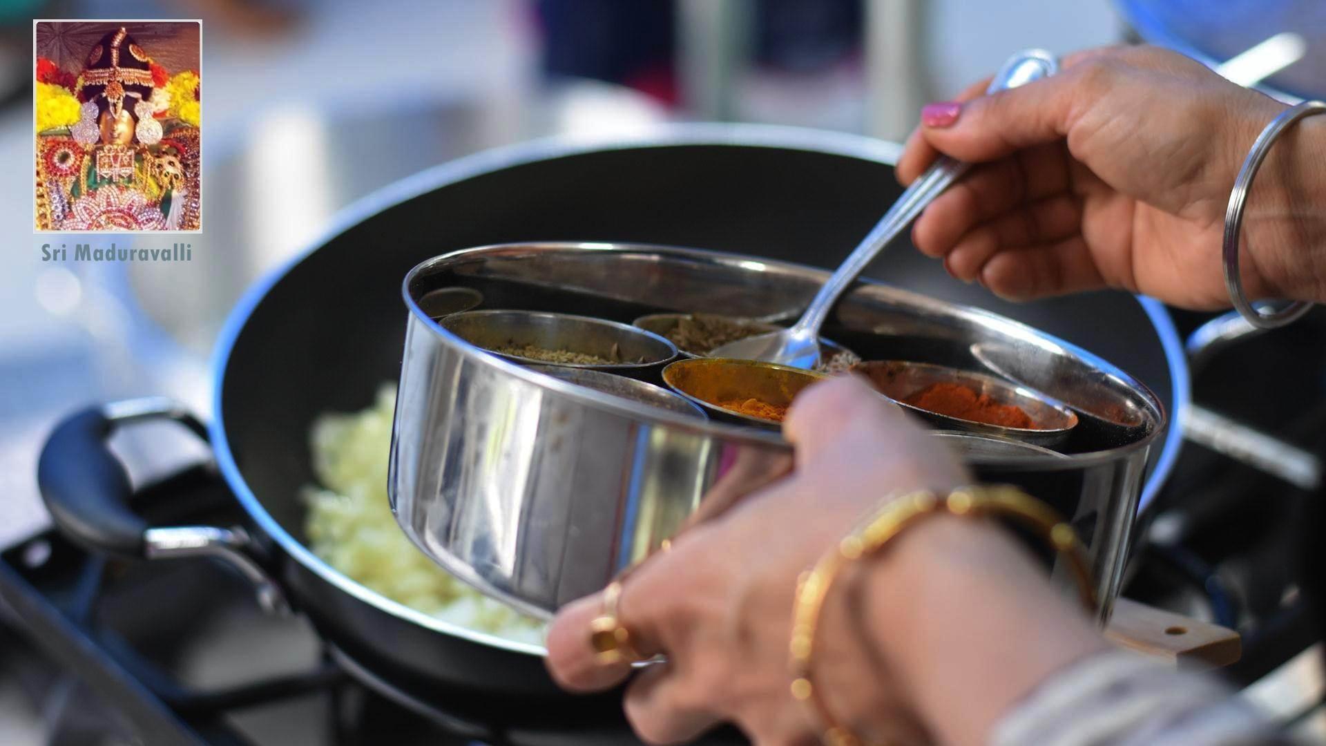 Sri Maduravalli Food Products