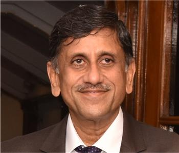 "<p style=""text-align: center;""><span style=""color: #34495e;"">M K Kaladhar Babu Immediate Past President</span></p>"